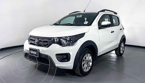Fiat Mobi Way usado (2019) color Blanco precio $154,999