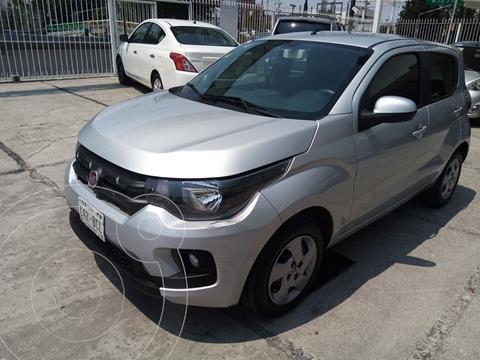 Fiat Mobi Like usado (2019) color Plata Dorado precio $148,000