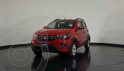 Fiat Mobi Way usado (2018) color Rojo precio $159,999