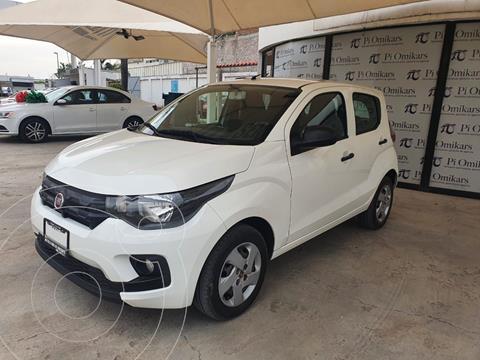 Fiat Mobi Easy usado (2017) color Blanco precio $128,000