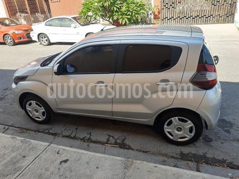 Fiat Mobi Like usado (2018) color Gris precio $125,000