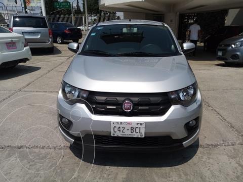 Fiat Mobi Like usado (2019) color Plata Dorado precio $155,000