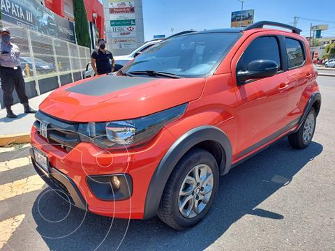 Fiat Mobi Trekking usado (2021) color Rojo precio $200,000