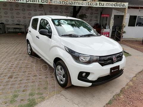 Fiat Mobi Easy usado (2018) color Blanco precio $145,000