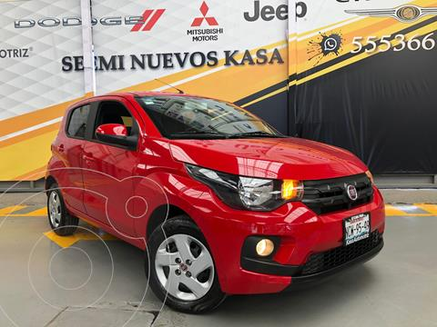 Fiat Mobi Like usado (2018) color Rojo precio $155,000