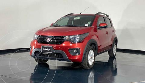 Fiat Mobi Way usado (2017) color Rojo precio $147,999