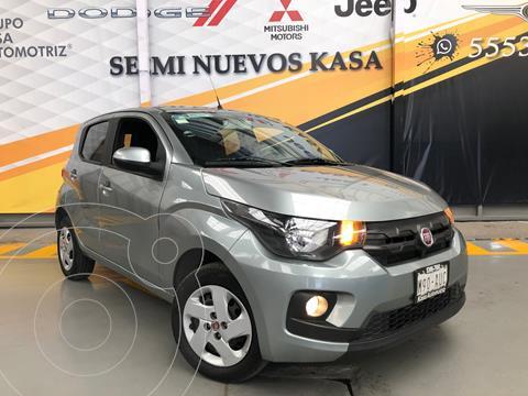 Fiat Mobi Like usado (2018) color Plata Dorado precio $145,000