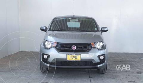Fiat Mobi Like usado (2018) color Plata Dorado precio $138,000