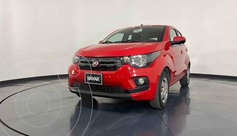 Fiat Mobi Way usado (2019) color Rojo precio $139,999