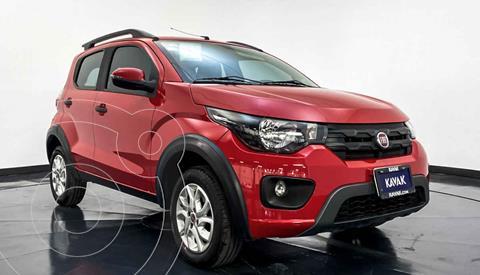 Fiat Mobi Way usado (2019) color Rojo precio $154,999