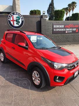 Fiat Mobi Way usado (2020) color Rojo precio $175,000