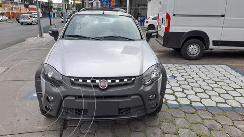 Fiat Palio Adventure 1.6L usado (2019) color Plata Dorado precio $210,000