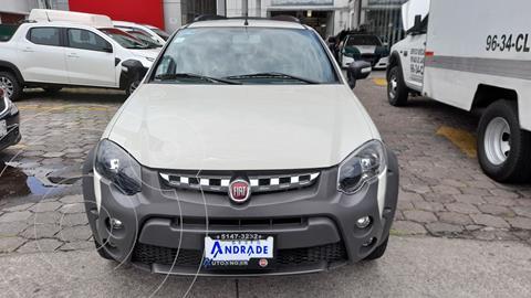 Fiat Palio Adventure 1.6L Dualogic usado (2019) color Blanco precio $210,000