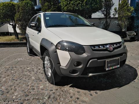 Fiat Palio Adventure 1.6L usado (2017) color Blanco precio $170,000