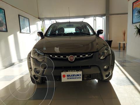 Fiat Palio Adventure 1.6L usado (2018) color Gris precio $185,000