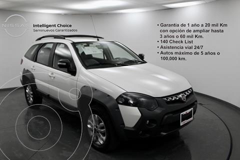 Fiat Palio Adventure 1.6L usado (2019) color Blanco precio $199,000