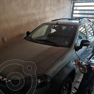 foto Fiat Palio Adventure 1.6L Dualogic usado (2019) color Verde Savage precio $210,000