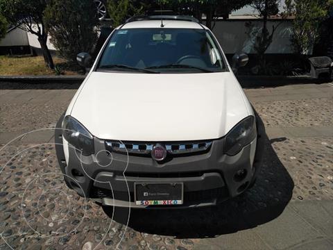 Fiat Palio Adventure 1.6L Dualogic usado (2017) color Blanco precio $170,000