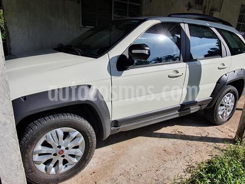Fiat Palio Adventure 1.6L Dualogic usado (2018) color Blanco precio $200,000