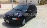 Foto venta carro usado Fiat Palio Fire 1.3 4ptas (1998) color Azul precio u$s1.050