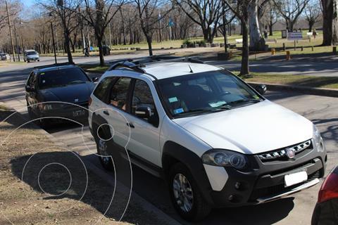 FIAT Palio Weekend 1.6 Adventure Locker Seguridad usado (2013) color Blanco precio $970.000