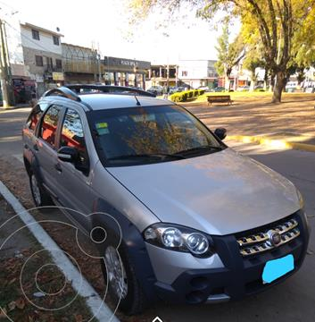 FIAT Palio Weekend 1.8 Adventure Locker usado (2010) color Gris Cromo precio $700.000