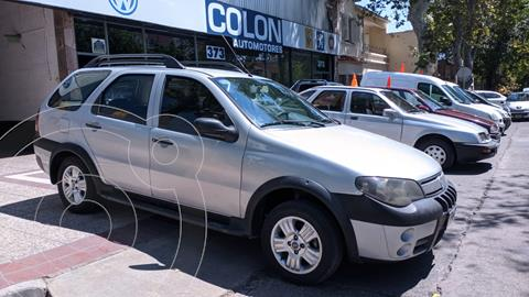 FIAT Palio Weekend 1.8 Adventure Active usado (2007) color Azul precio $630.000