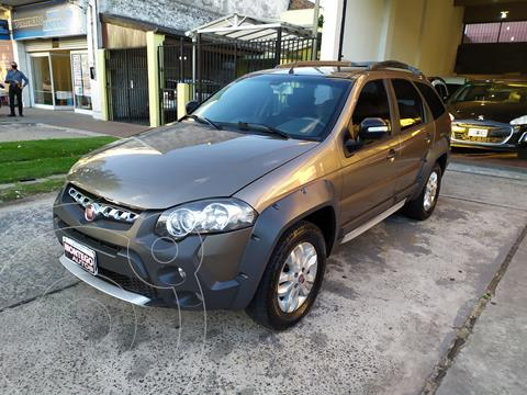 FIAT Palio Weekend 1.6 Adventure Locker Seguridad usado (2014) color Gris Cromo precio $930.000