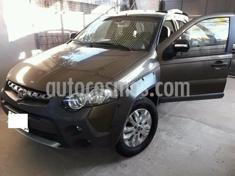 FIAT Palio Weekend 1.6 Adventure Locker Xtreme usado (2014) color Gris Tellurium precio $780.000