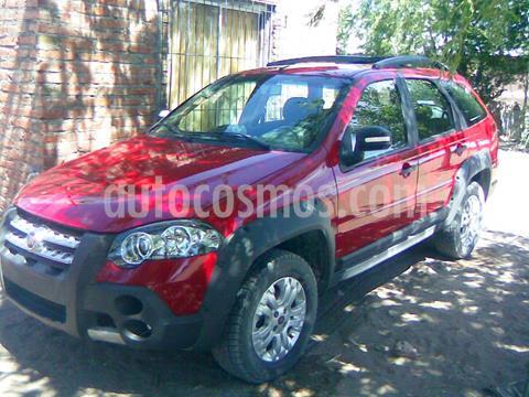 FIAT Palio Weekend 1.6 Stile 16v usado (2010) color Rojo precio $450.000