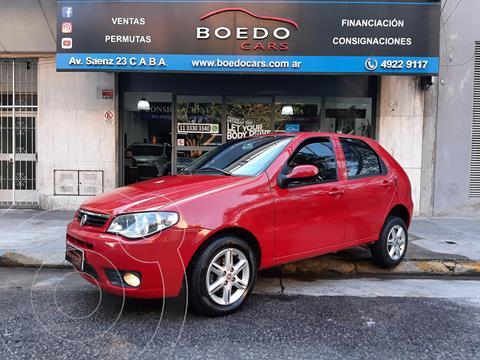 FIAT Palio 1.4 5 P Fire Elx Top Ii usado (2016) color Rojo precio $1.200.000