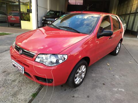 FIAT Palio 5P Attractive Pack Top usado (2016) color Rojo Alpine precio $790.000