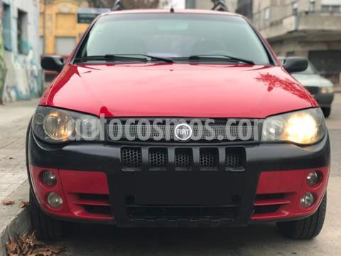 foto FIAT Palio 5P ELX 1.4 usado (2008) color Rojo precio $310.000