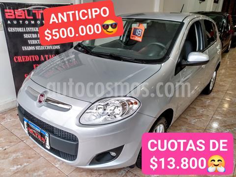FIAT Palio 5P Attractive usado (2018) color Gris Claro precio $960.000