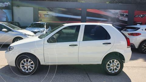FIAT Palio 5P Attractive usado (2017) color Blanco precio $950.000