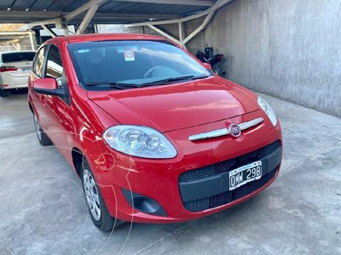 FIAT Palio 5P Attractive  usado (2015) color Rojo precio $895.000