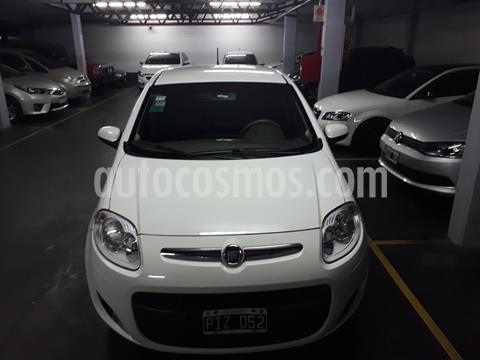 FIAT Palio 5P Attractive  usado (2015) color Blanco precio $650.000