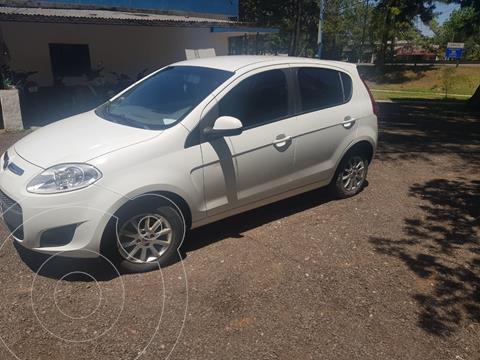 FIAT Palio 5P Attractive  usado (2016) color Blanco Banchisa precio $890.000
