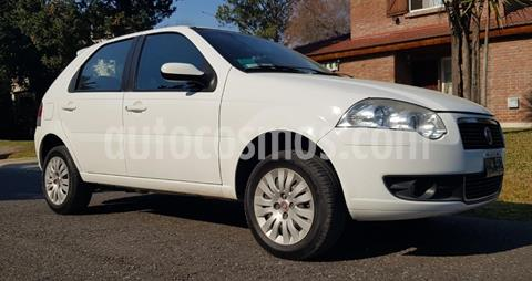 FIAT Palio 5P Attractive usado (2010) color Blanco Banchisa precio $395.000
