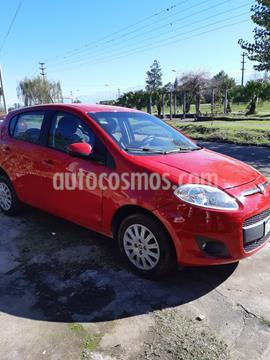 FIAT Palio 5P Attractive  usado (2016) color Rojo precio $700.000