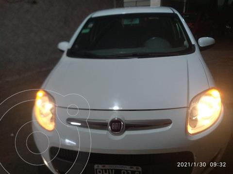 FIAT Palio 5P Attractive  usado (2015) color Blanco Banchisa precio $550.000