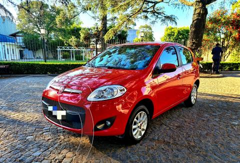 FIAT Palio 5P Attractive  usado (2016) color Rojo precio $1.300.000