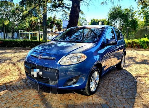 FIAT Palio 5P Essence usado (2014) color Azul precio $900.000