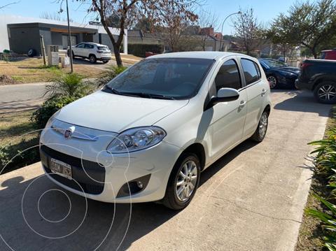 FIAT Palio 5P Attractive usado (2014) color Blanco precio $850.000