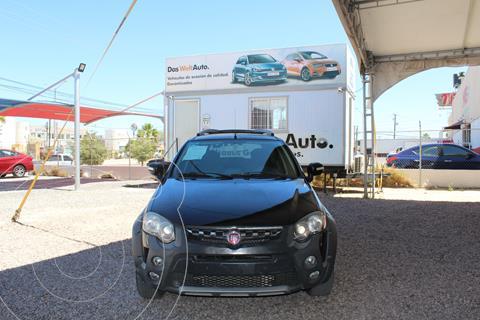 Fiat Palio ADVENTURE E-TORQ 1.6L L4 113HP MT usado (2015) color Negro precio $115,000