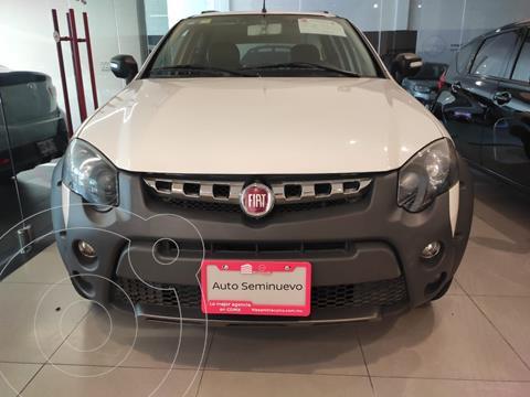 Fiat Palio 5P 1.6L usado (2019) color Blanco precio $199,000