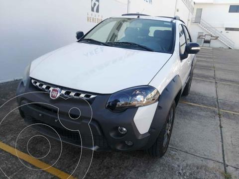Fiat Palio 5P 1.6L usado (2020) color Blanco precio $245,000