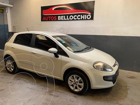 FIAT Punto 5P 1.4 Attractive usado (2013) color Blanco Banchisa precio $870.000