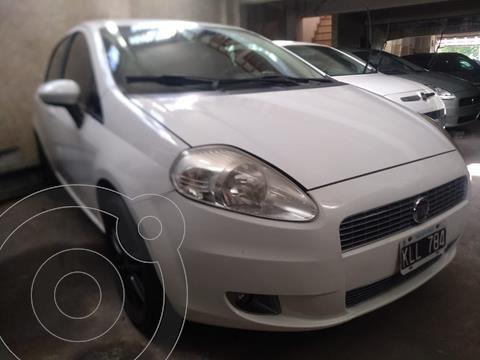 FIAT Punto 5P 1.6 Essence usado (2011) color Blanco Banchisa precio $460.000