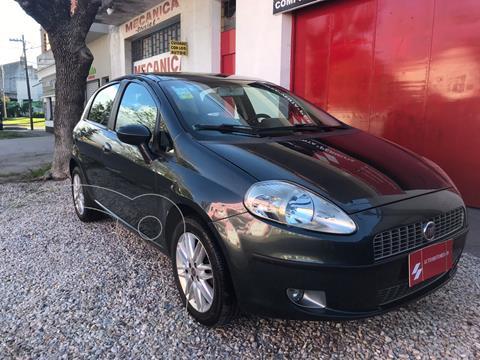 FIAT Punto 5P 1.6 Essence usado (2011) color Negro Vulcano financiado en cuotas(anticipo $500.000)